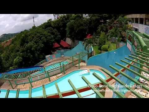 Boso Boso Highlands Resort