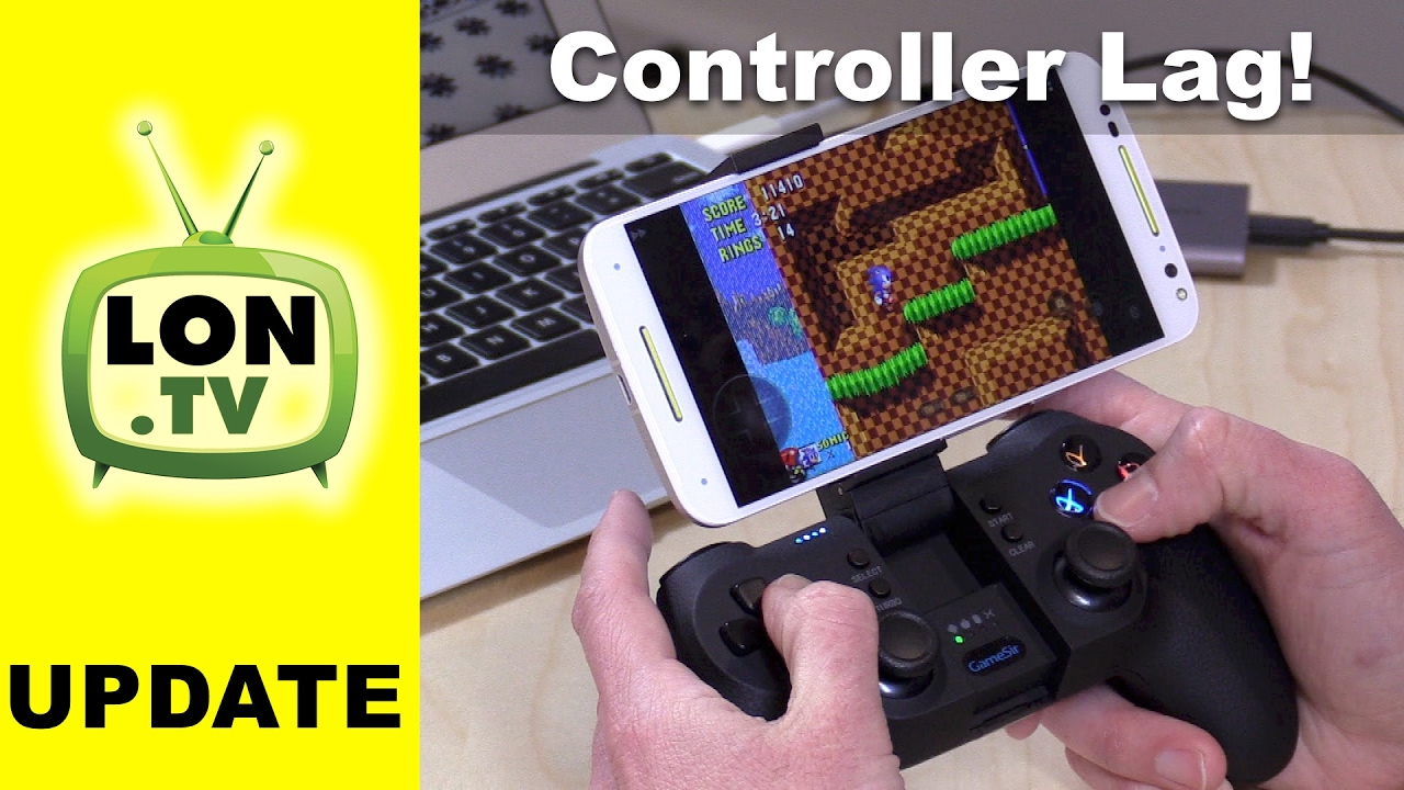 Exploring Game Controller Input Lag / Latency on Android, PC, and Retro  Consoles