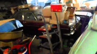 Un ancien concessionnaire Peugeot simca talbot découvert par la rédac
