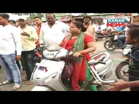 Mahanadi Barrage Row: 12 Hours Odisha Band by Congress- Puri