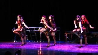 Jazz dance《Sing,sing,sing》