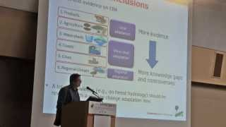 Terry Sunderland - Forest and tree ecosystem services for adaptation: Six Stories