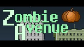 Zombie Avenue - Full Gameplay Walkthrough