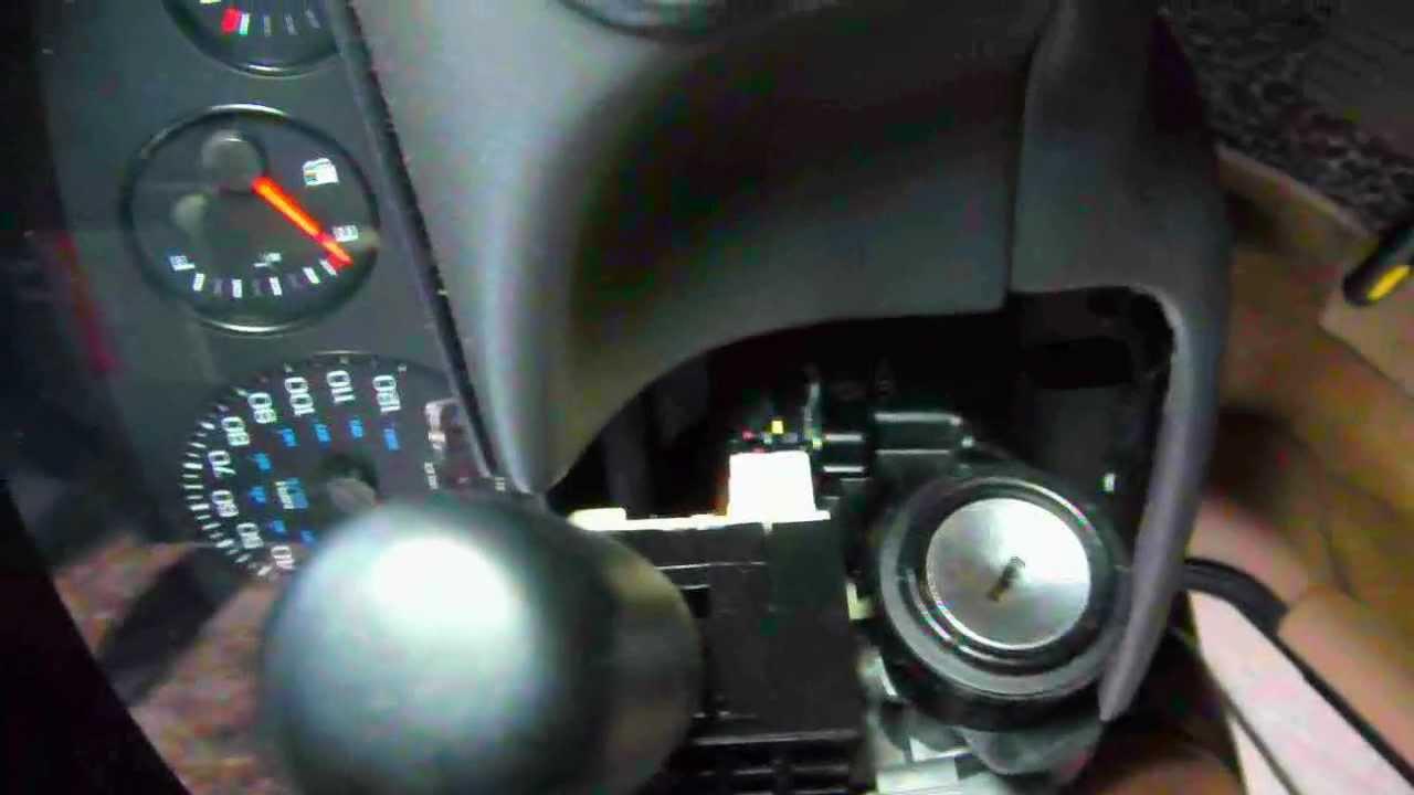 Chrysler Sebring Convertible MULTIFUNCTION SWITCH '96'00  YouTube