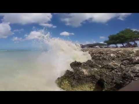 THE EPIC ARUBA ADVENTURE (GoPro Hero 3+ ~ DJI Phantom 2 Drone)