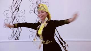 Узбекский танец. Uzbek dance. Урок узбекского танца в Москве..