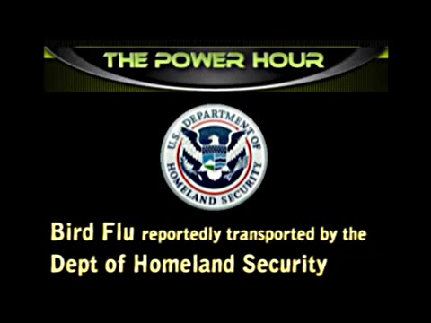 Bird Flu Distributed by Dept of Homeland Security