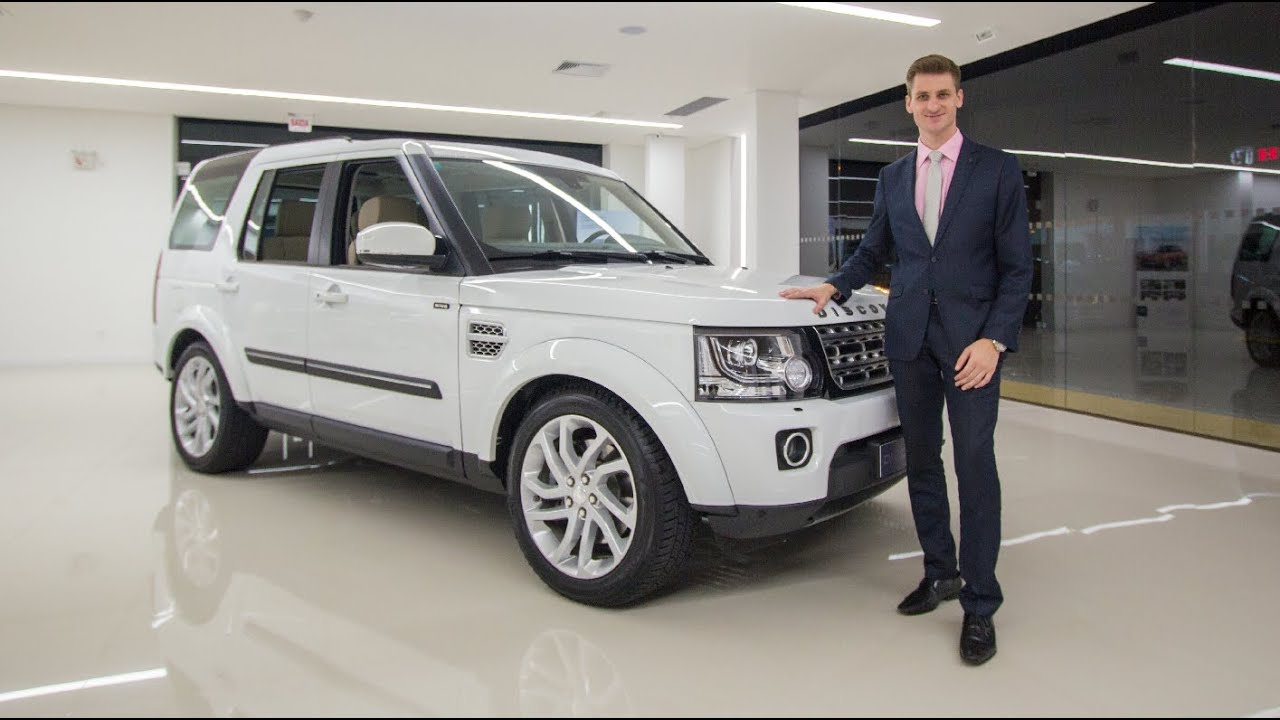discovery 4 land rover l tv top car youtube. Black Bedroom Furniture Sets. Home Design Ideas