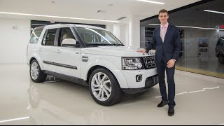 Discovery 4 - Land Rover l TV Top Car