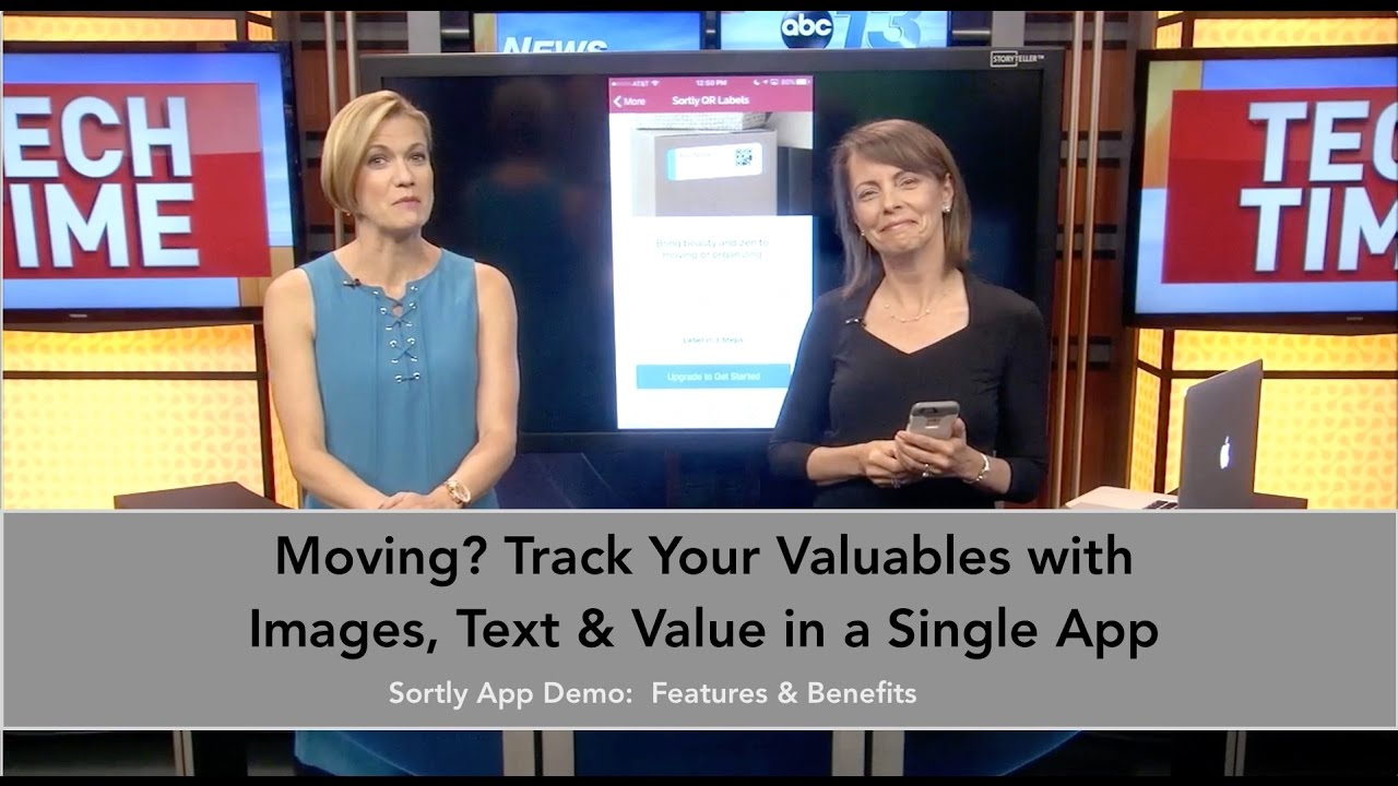 sortly app feature demo track your valuables for moving and personal