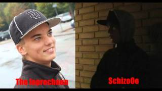 Schizo0o Feat. The Leprechaun - Redbullet and N.A.K diss