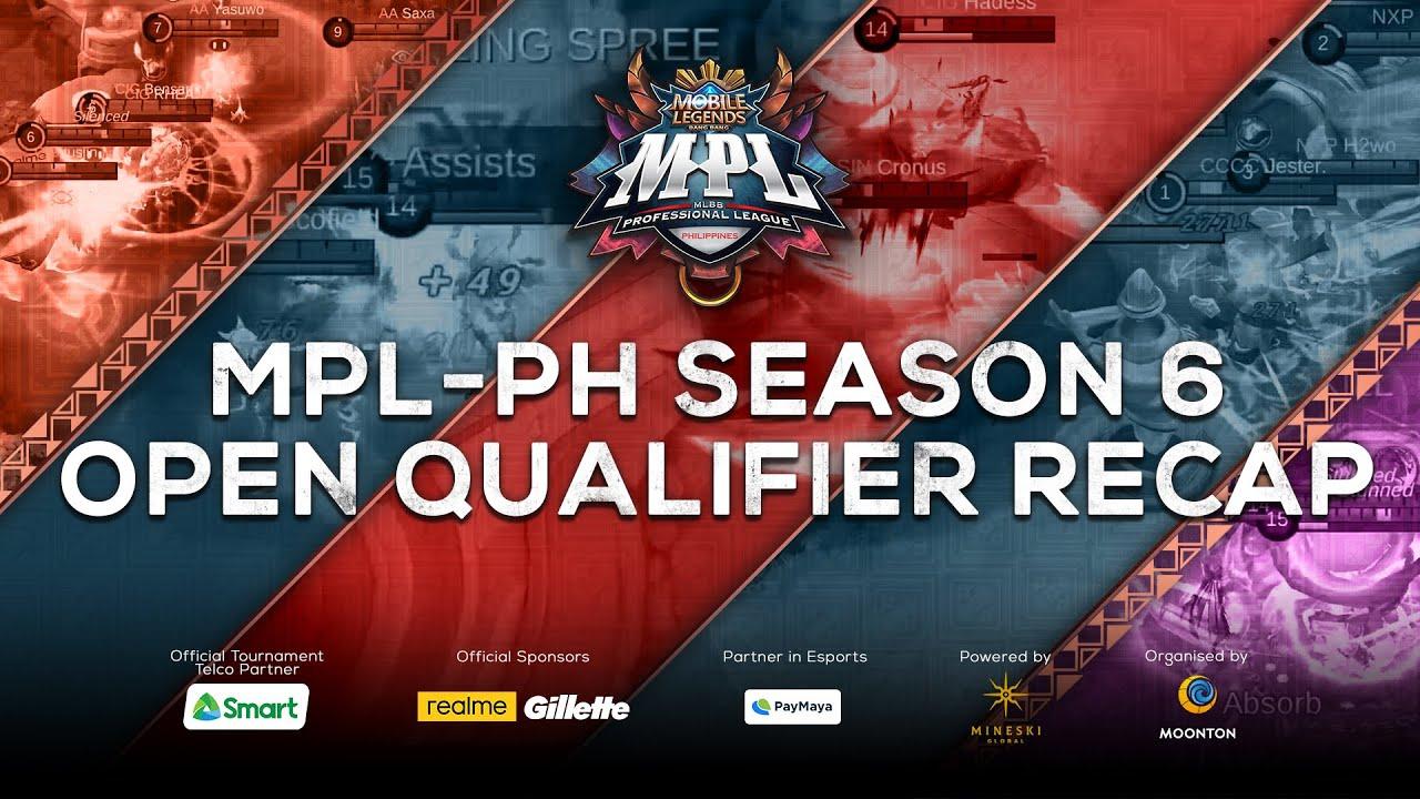 MPL-PH S6 Qualifier Recap