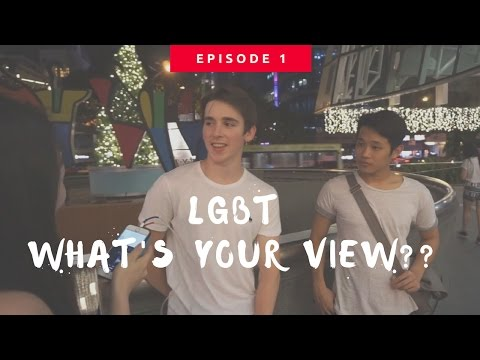 LGBT • WHAT'S YOUR VIEW