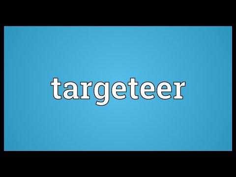 Header of targeteer