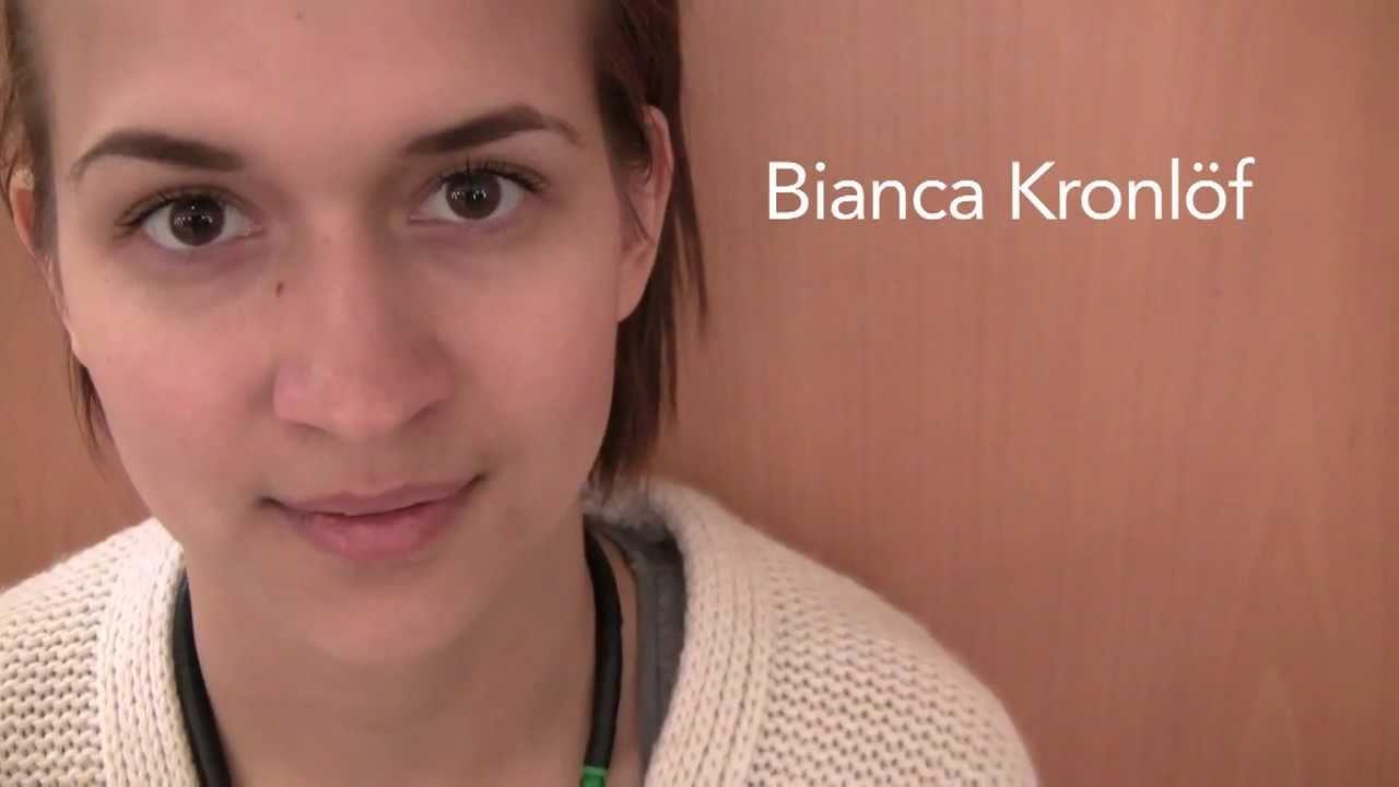 Filmer og serier med Bianca Gervais