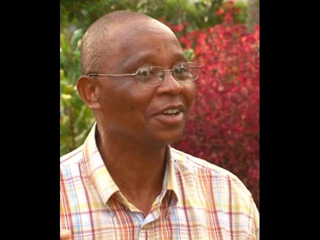 Testimony of Michael Ngubane