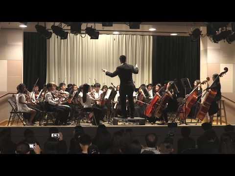 Plaza Vista School 6th grade Fall Concert 2019