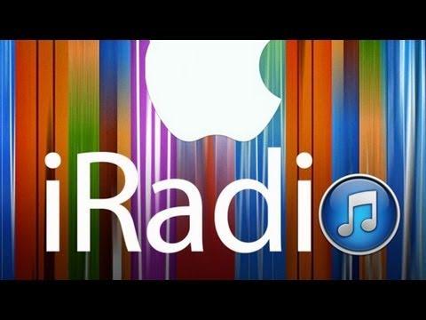 iOS 7 iRadio (iTunes Radio) DEMO and REVIEW
