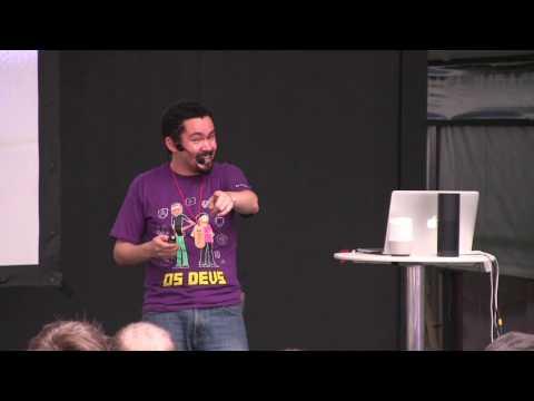 Internet das Coisas com Firebase por Luis Leão - DevfestSP 2016
