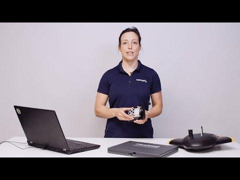 eBee X Fixed-Wing Drone - MicaSense RedEdge MX
