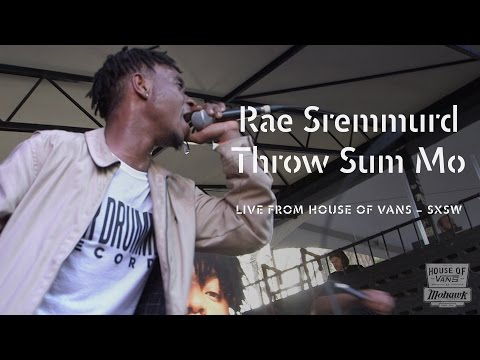 Rae Sremmurd performs
