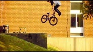Federal BMX - Stevie Churchill 2013