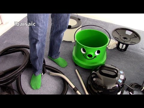 Numatic Ppp 220 Henry Trolley Vacuum Cleaner Unboxing
