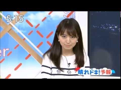 福岡良子・美人お天気キャスター歴史に残るパンチラ放送事故