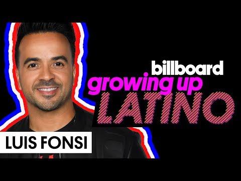 Luis Fonsi Explains What Makes Puerto Ricans Unique | Growing Up Latino