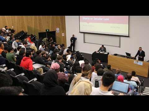 PUBLIC DEBATE: Secular laws vs Sharia laws: Which is fairer? Michael Boyd vs Abdullah al Andalusi