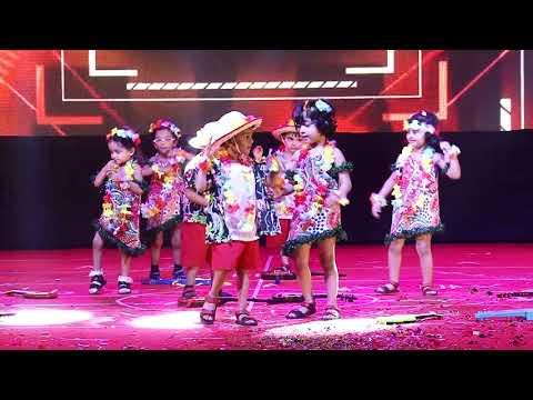 Hawaii Dance - Nursery C