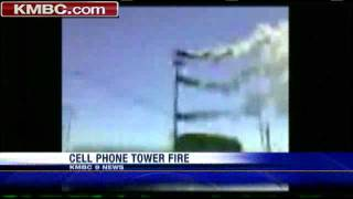 I-435 Reopens After Cell Tower Fire