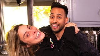 World's Best Ice Cream Sundae Recipe | Lele Pons & Anwar Jibawi