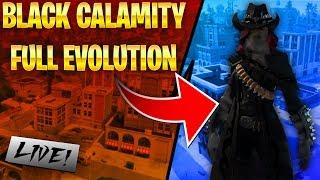 New Black Calamity Skin Full Evolution! - Fortnite Battle Royale Season 6
