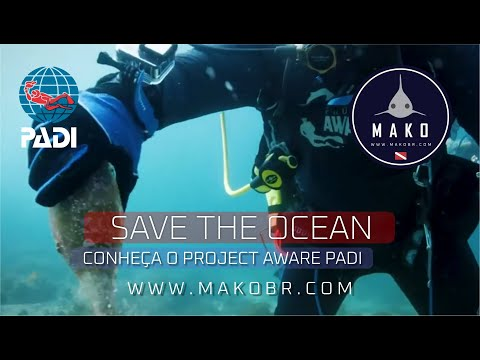 Project Aware - Save the Ocean.