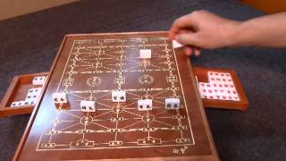 Luzhanqi (陆战棋), Chinese Land Battle Game, Deluxe Game, like Stratego - AncientChess.com
