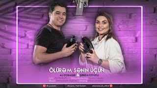 Şəbnəm Tovuzlu & Ali Pormehr - Olurem Men Senin Ucun  Resimi