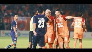 Pusamania Borneo FC Vs Arema Cronus. 11 November 2016