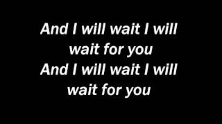 I will wait - Mumfords and Sons Lyrics || ♫ Oktoberspecial ♫ #18