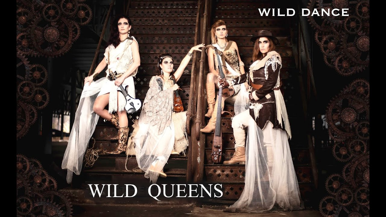 "Wild Queens single ""Wild Dance"" composed by Mistheria officially released"