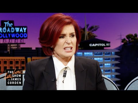 Ayo - Sharon Osbourne headbutted someone in the music industry.