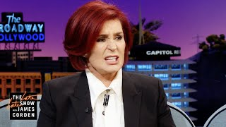 Sharon Osbourne Once Headbutted a Promoter
