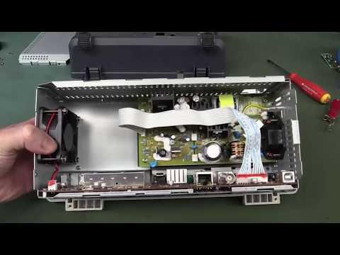Dave Jones' EEVblog #985 - Siglent SDS1202X-E Oscilloscope Teardown