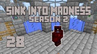 ► GEM ARMOR! | Sink Into Madness S2E28 | Modded Minecraft◄ | iJevin