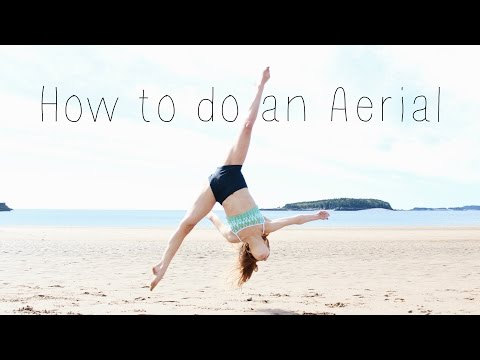 How to do an Aerial