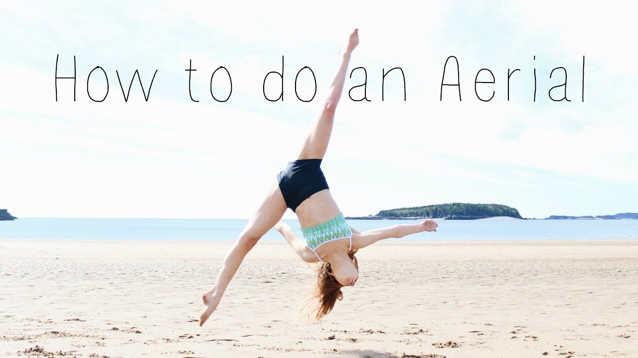 How to do an Aerial - YouTube