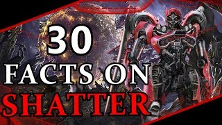 30 Facts About Decepticon Shatter - Transformers Bumblebee(2018)