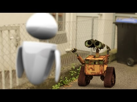 WALL-E Live Action Fan Film