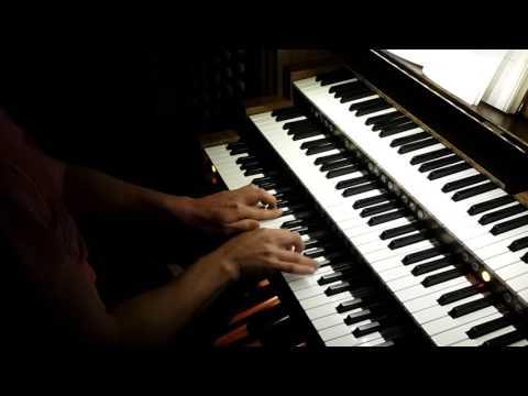 Veni Veni Emmanuel (O come, O come Emmanuel) Advent, Organ Music.
