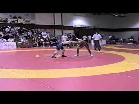 2005 Canada Cup: 55 kg Bronze Carlos Restrepo (USA) vs. Hyo-Sub Kim (KOR)